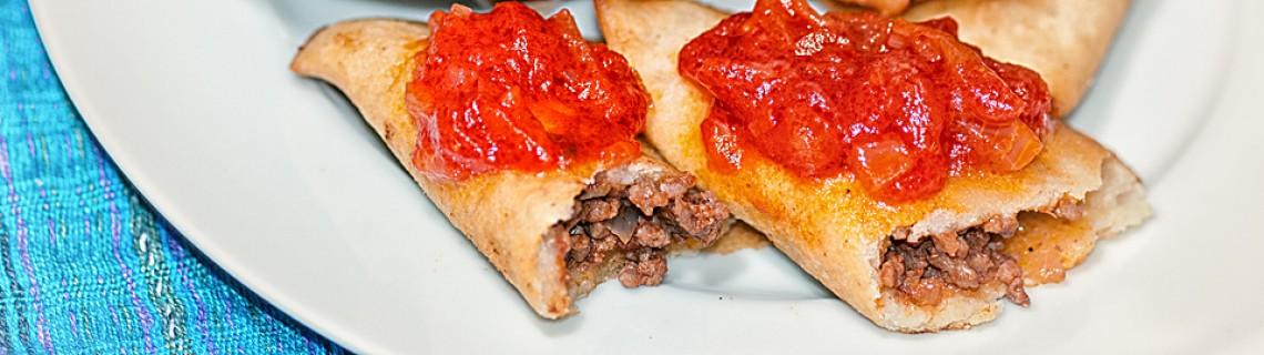 Empanadas de res - Recetas mexicanas